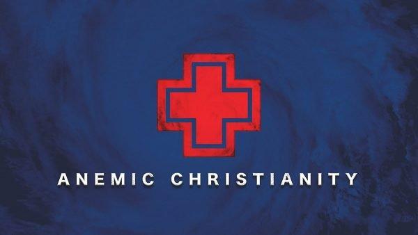 Anemic Christianity Image